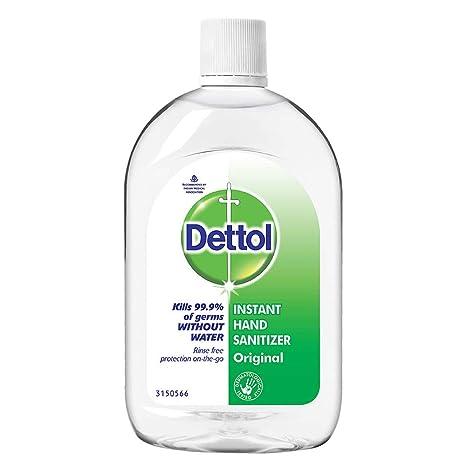 Buy Dettol Original Germ Protection Alcohol based Hand Sanitizer