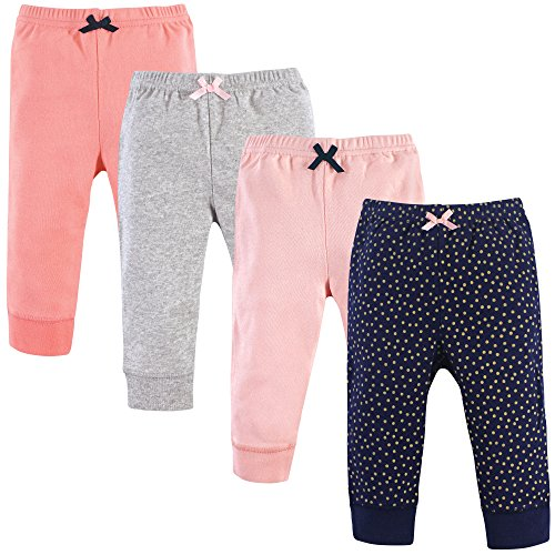 Luvable Friends Baby and Toddler Girl Leggings