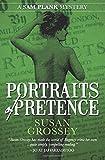 Portraits of Pretence (The Sam Plank Mysteries)