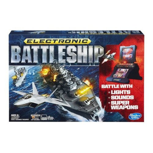Hasbro - Brettspiel - Battleship Elektronisch