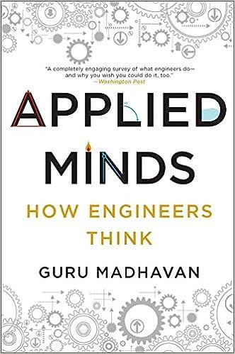applied minds how engineers think guru madhavan 9780393353013