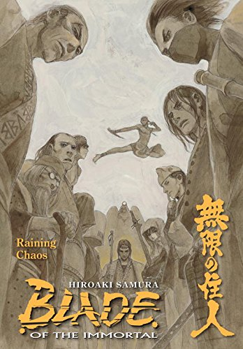 Blade of the Immortal Volume 28: Raining Chaos (Blades Of Chaos For Sale)