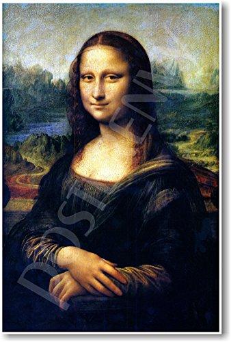 Mona Lisa 1506 - Leonardo da Vinci - NEW PosterEnvy Fine Arts ()