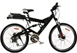 R10 Electric Mountain Bike - Silver