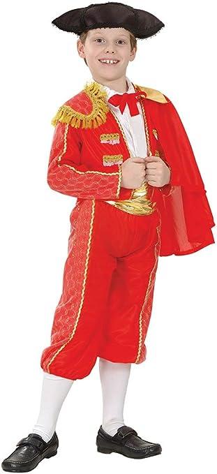 GUIRCA Costume vestito torero carnevale bambino mod 8561/_
