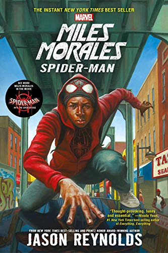Miles Morales: Spider-Man (A Marvel YA Novel) (Best Selling Ya Novels)