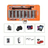 Precision Screwdriver Set 60 In 1 Magnetic Driver Kit ,56 Bits Electronics Repair Tool Kit For iPhone iPad Tablet PC Cell Phone Computer Camera