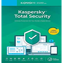 Kaspersky Total Security 2019 CANADA| 3 PC | 1 Year License [Fast Digital Delivery]