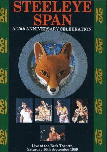 DVD : Steeleye Span - A Twentieth Anniversary Celebration (DVD)
