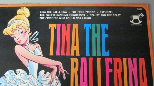 Tina the Ballerina Favorite Children Stories As Performed by the Rocking Horse Players and Orchestra