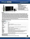 WhisperKOOL Platinum Mini Split Wine Cellar Cooling