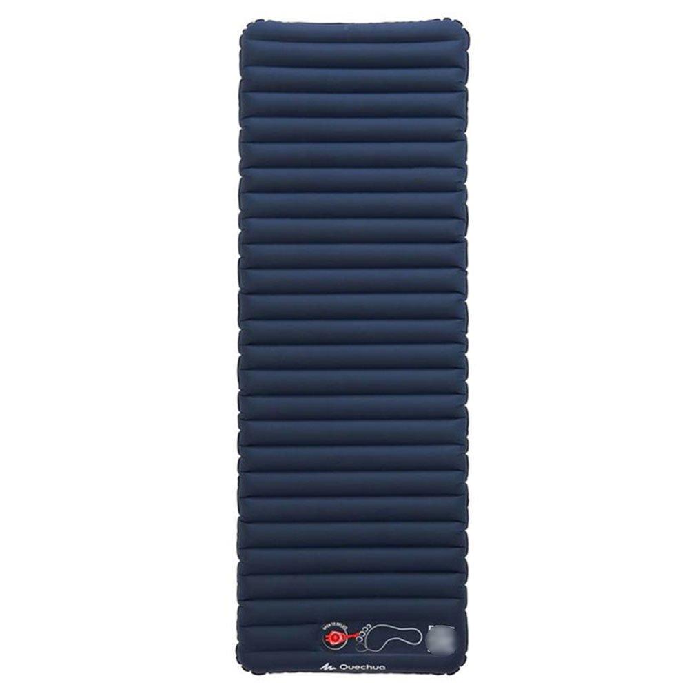 HPLL Aufblasbares Bett, das aufblasbares Bett-einzelnes doppeltes Luft-Bett-Auto-Luftpumpen-Kissen im Freien kampiert