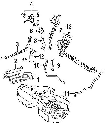 Nissan Fuel Pump Location