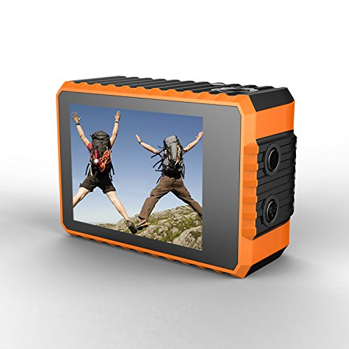 SOOCOO S100 Ultra HD 4K 24FPS(interpolation) Action Sports Camera 2.0 inch Wifi Built-in Gyro 30M Waterproof DV Outdoor Sports Action Camera