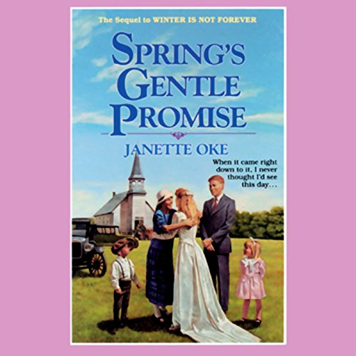 Spring's Gentle Promise Audiobook [Free Download by Trial] thumbnail