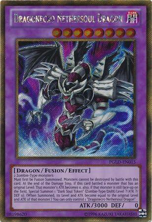 1ST EDITION ULTRA 3 X DRAGONECRO NETHERSOUL DRAGON YUGIOH BLHR-EN066