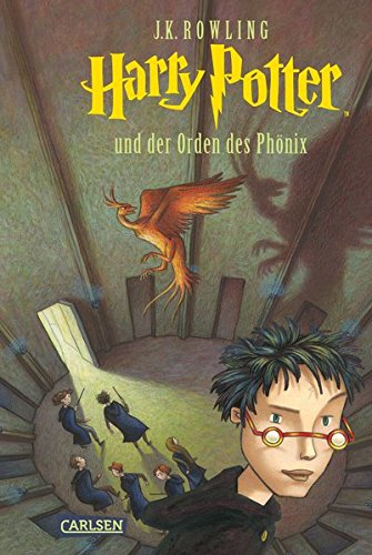 Harry Potter und der Orden des Phönix Gebundenes Buch – 15. November 2003 Joanne K. Rowling Carlsen 3551555559 FICTION / Fantasy / General