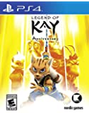 Legend of Kay HD Playstation 4