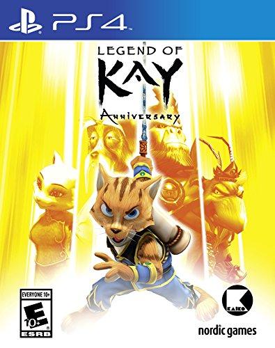 Legend Kay Anniversary PlayStation 4