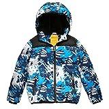 Best Warmest Winter Coats - Wantdo Boy's Winter Snow Coat Waterproof Thick Padded Review