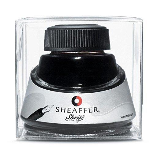 (BIC 94231 Fountain Pen Ink, Bottled, 50 ml, Black)