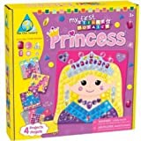 The Orb Factory My First Sticky Mosaics® Princess, Baby & Kids Zone