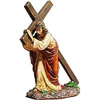 VOSAREA Cruz de crucifijo jesús Cristiano Cruz crucifijo