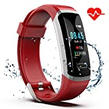 Best Watch With Heart Rates - Akuti Fitness Tracker HR, Fitness Watch with Heart Review