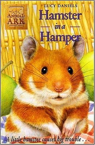 book cover of Hamster in a Hamper