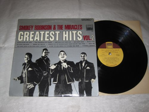 Fastball - Smokey Robinson & The Miracles Greatest Hits Vol. 2 - Zortam Music