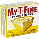 My T Fine Pudding, Lemon, 2.75-Ounce (Pack of 12)