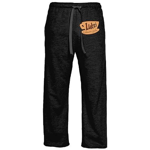 Ripple Junction Gilmore - Pantalones de chándal con Logo de Lukes ...