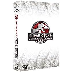 Jurassic Park. Boxset DVD Tetralogía