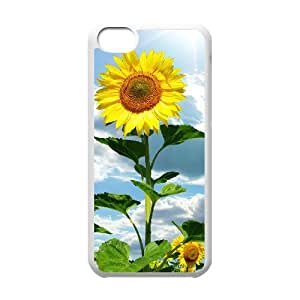 PCSTORE Phone Case Of Sunflower for iPhone 5C