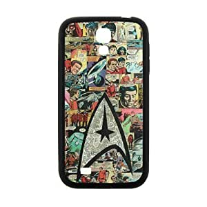 Star Treck Comic Ipod Touch 4 Protecter - Retail Packaging - Laser Rubber