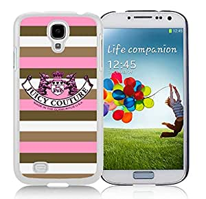 Fashion Designed Cover Case For Samsung Galaxy S4 I9500 i337 M919 i545 r970 l720 With Juicy 09 White Phone Case