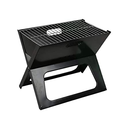 JIGAN Parrilla Plegable, X-Type Grill Thickening Iron ...
