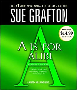 (A is for Alibi) By Grafton, Sue (Author) Compact Disc on 01-Sep-2007