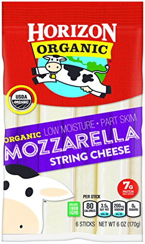 Mozzarella String (Horizon Organic, Mozzarella Cheese Sticks, 6 oz )