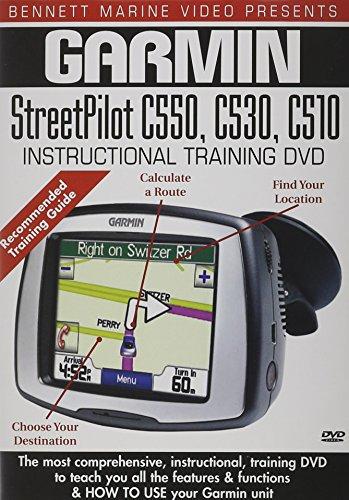 Garmin Streetpilot C550 C530 C510