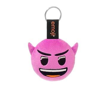 Emoji - Llavero Diablo Morado: Amazon.es: Juguetes y juegos