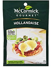 McCormick Gourmet, Premium Quality, Dry Sauce Mix, Hollandaise, 56g - Packaging may vary
