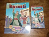img - for Activity Book & VHS Set; MACCABEES, The Story of Hanukkah (Animated Hero Classics) book / textbook / text book