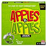 Mattel Games Apples to Apples Junior - The Game of Crazy Combinations!