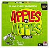 play nine board game - Mattel Games Apples to Apples Junior - The Game of Crazy Comparisons!