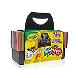 Best Kid Art Supplies - Crayola Colour Caddy, Art Supplies Kids, Travel Art Review