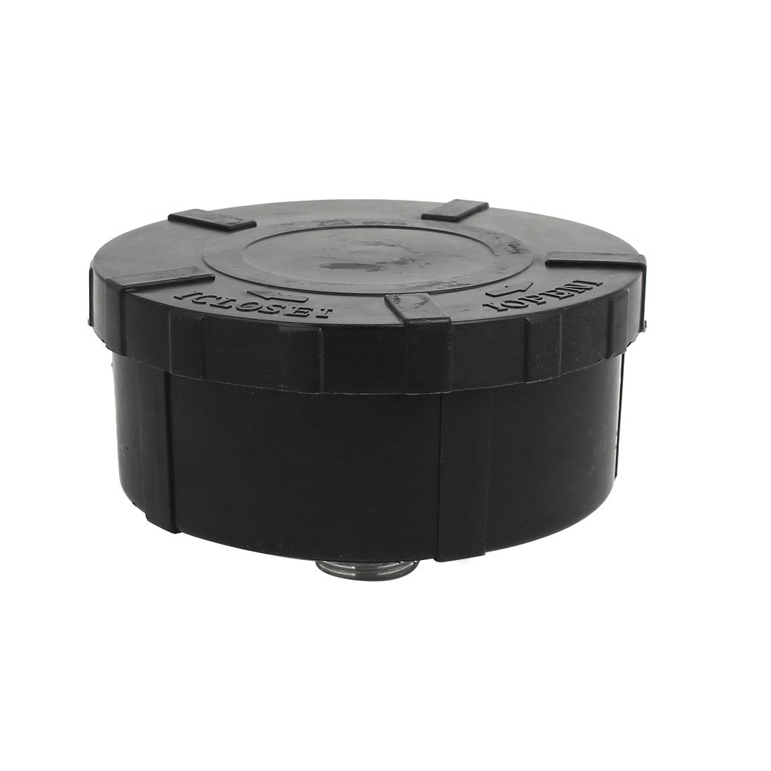 sourcingmap® 3/4PT Male Thread Plastic Shell Air Compressor Silencer Filter US-SA-AJD-363990