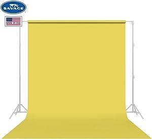 Savage Seamless Background Paper - #93 Lemonade (86 in x 36 ft)