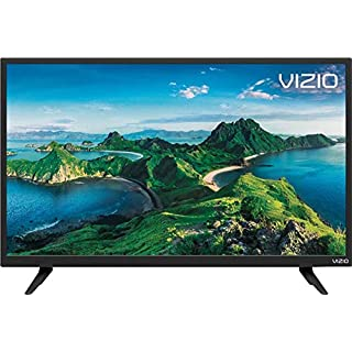 VIZIO D-Series D32H-G9 32 Inch Class Smart HD LED TV - Wi-Fi- Amazon Alexa - Google Assistant - Black (Renewed)