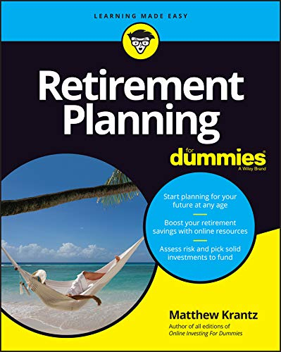 Book Cover: Retirement Planning For Dummies